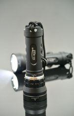 X8 zestaw HI-MAX foto/video, 860lm, latarka nurkowa