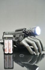 H7 zestaw HI-MAX, 1900lm, latarka nurkowa
