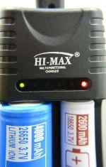 HI-MAX, Ładowarka procesorowa MULTI.