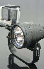 H01 SLIM Zestaw HI-MAX, 3500lm (ładowarka i 3 szt. akumulatorów)