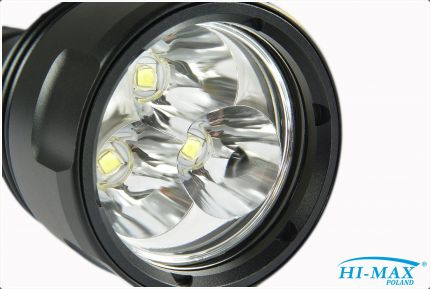 H7 latarka HI-MAX, 1900lm