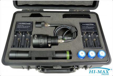 H01 SLIM Zestaw HI-MAX, 3500lm