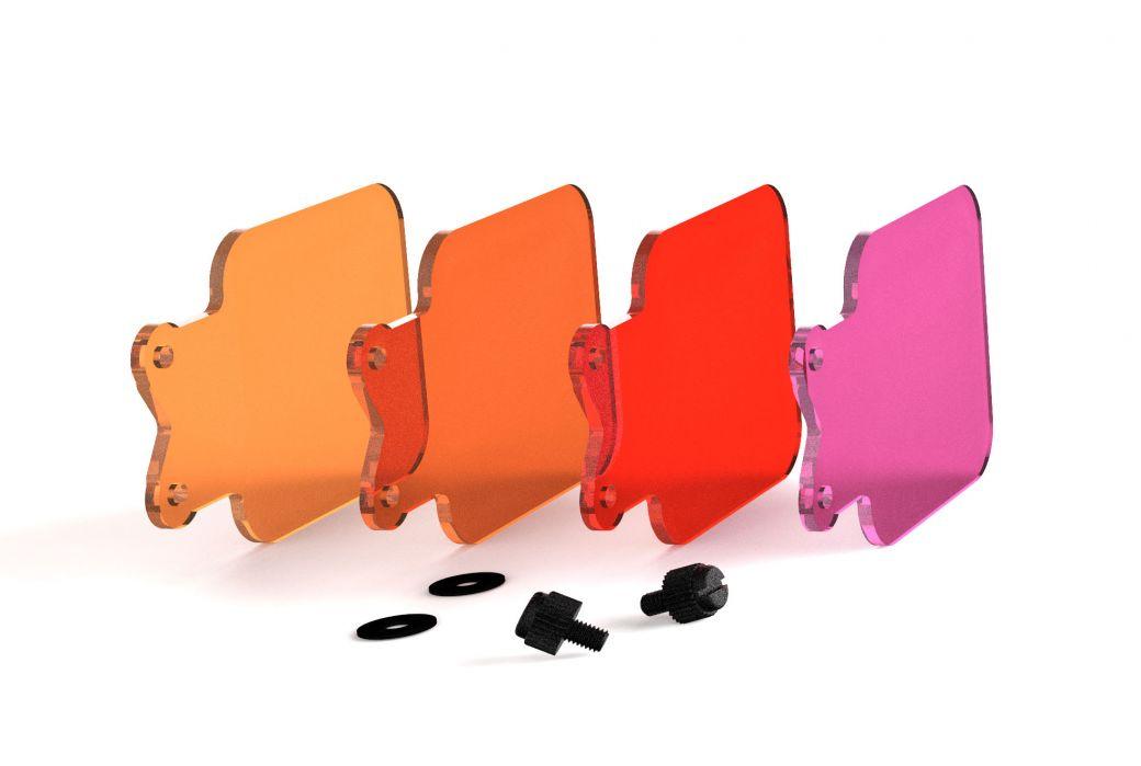 Zestaw filtrów BASIC dla obudów aluminiowych Classic V2 i Power V2