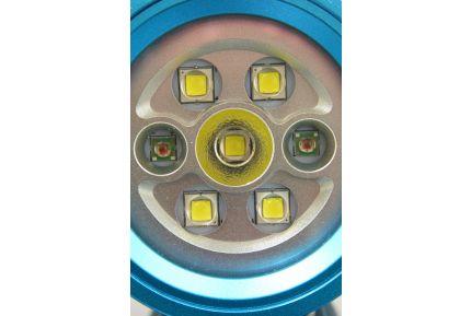 V11 zestaw HI-MAX foto/video 2400lm