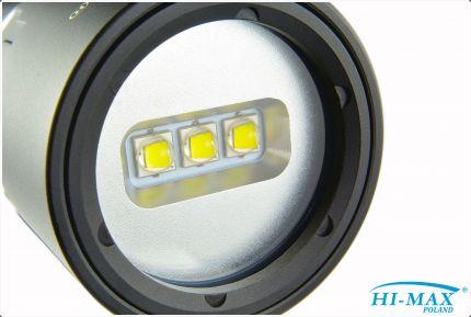 V16 zestaw HI-MAX foto/video 2000lm