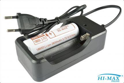 X8 zestaw HI-MAX foto/video, 860lm