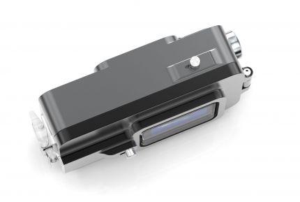 Power V2 - obudowa aluminiowa dla kamer GoPro 5,6,7 BLACK