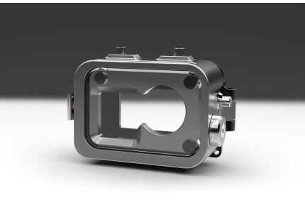 DJI OSMO ACTION - obudowa aluminiowa do 250m