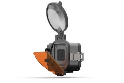 Flip Filter System. Zestaw 4 szt. filtrów + soczewka do zdjęć makro