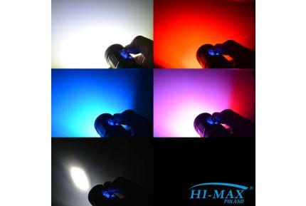 V17 zestaw HI-MAX foto/video 2200lm, auto-flash-off