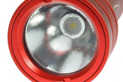 H5 RED zestaw HI-MAX, 1100lm